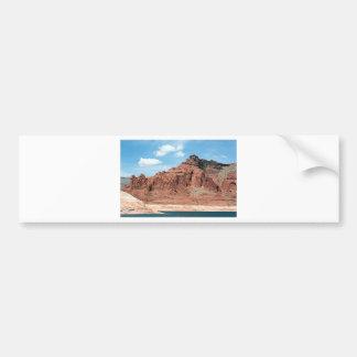Lake Powell Glen Canyon Arizona USA 5 Bumper Sticker