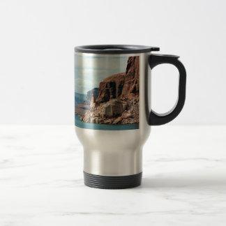 Lake Powell, Glen Canyon, Arizona, USA 6 Travel Mug