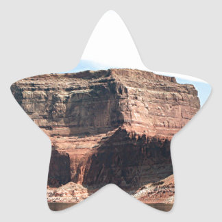 Lake Powell, Glen Canyon, Arizona, USA 7 Star Sticker