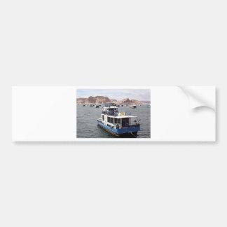 Lake Powell Houseboat, Arizona, USA 2 Bumper Sticker