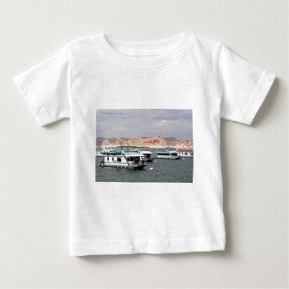 Lake Powell Houseboat, Arizona, USA 4 Baby T-Shirt