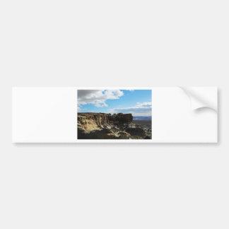 Lake Powell in Arizona Bumper Sticker
