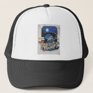 Lake Powell Moonlite Scenic Trucker Hat