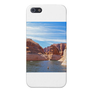 Lake Powell Page Arizona Water Reservoir Landscape iPhone SE/5/5s Case