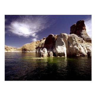 Lake Powell Utah Postacard Postcard