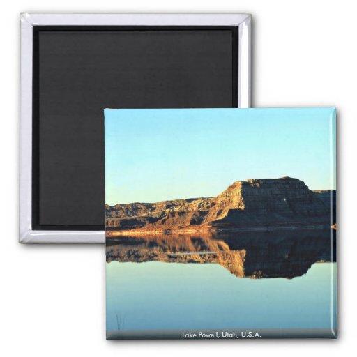 Lake Powell, Utah, U.S.A. Refrigerator Magnet