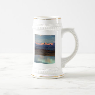 Lake Powell's Tower Butte Beer Stein