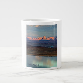 Lake Powell's Tower Butte Giant Coffee Mug