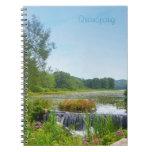 Lake Quanopaug Notebook