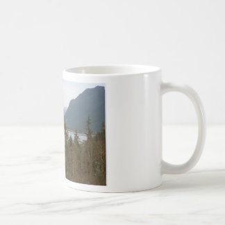 Lake Quinalt WA Olympic National Park Forest Photo Coffee Mugs