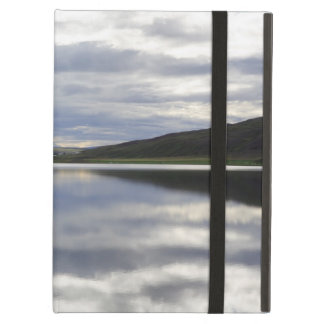 Lake Reflection, Iceland Cover For iPad Air