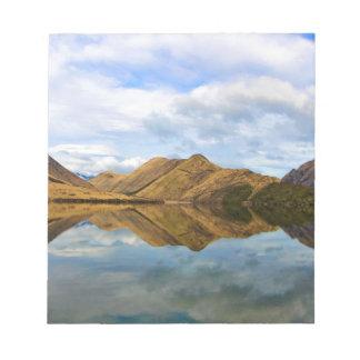 Lake Reflection Memo Notepads