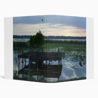 Lake Reflections Binder