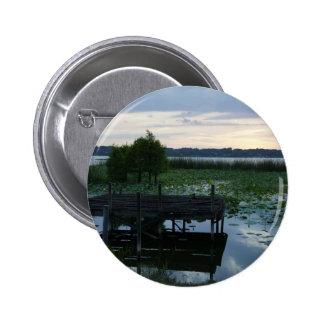 Lake Reflections Button