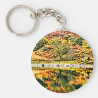 LAKE REFLECTIONS KEYCHAIN
