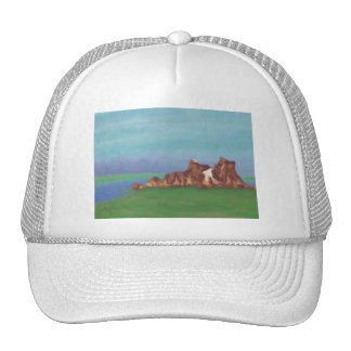 Lake Rock Formations, Hat