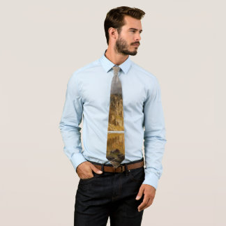 Lake Rocky Mountains Wilderness Hiker Tie