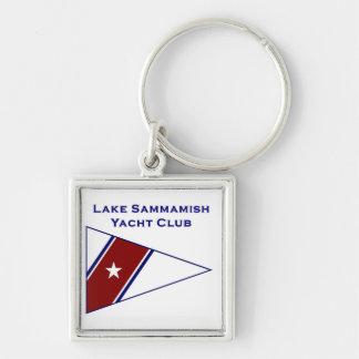 Lake Sammamish Yacht Club Key Chain