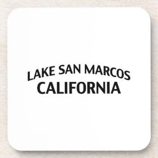 Lake San Marcos California Beverage Coasters