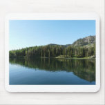 lake scene mouse pad