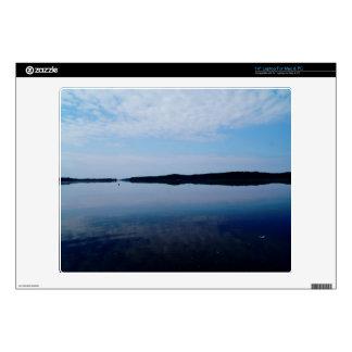 """Lake Scenery, 14"""" Mac & PC Skin For Laptops 14"""" Laptop Skins"""