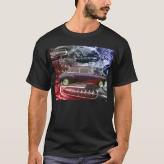 Lake Scott Rod Run-1951 Chevy T-Shirt