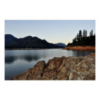 Lake Shasta Print