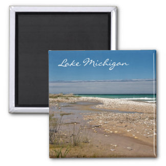 Lake shore 2 inch square magnet