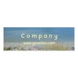 Lake Shore Blue Business Card