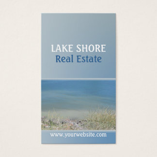 Lake Shore Business Card