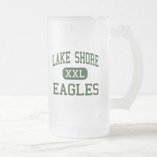 Lake Shore - Eagles - High - Angola New York Coffee Mug