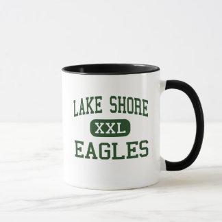 Lake Shore - Eagles - High - Angola New York Mug