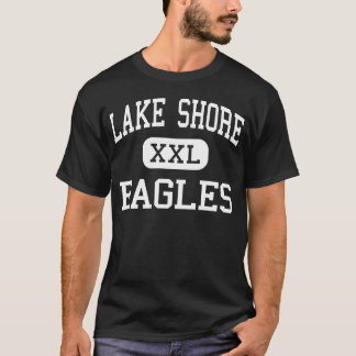 Lake Shore - Eagles - High - Angola New York T-Shirt
