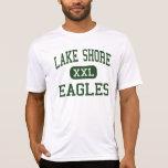 Lake Shore - Eagles - High - Angola New York Tee Shirt