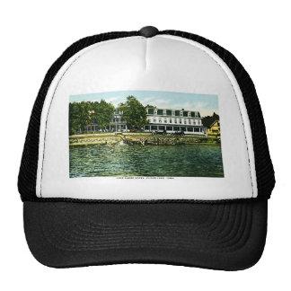 Lake Shore Hotel, Clear Lake, Iowa Trucker Hat