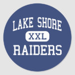Lake Shore Raiders Middle Mequon Wisconsin Sticker