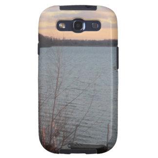 Lake Shore Sunset Galaxy S III Case Samsung Galaxy SIII Cases