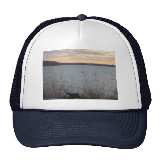 Lake Shore Sunset Hat