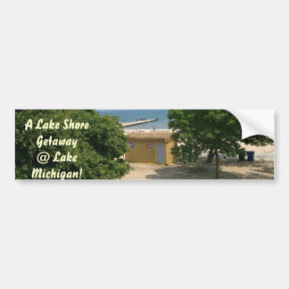 Lake Shores Getaway! Bumper Sticker