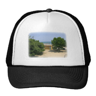 Lake Shores Getaway with White Matte Hats