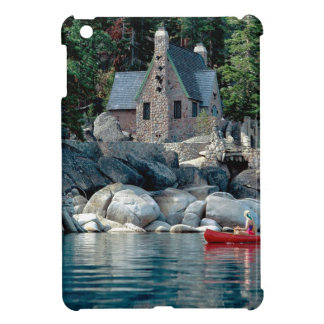 Lake Sight Seeing By Canoe Tahoe Case For The iPad Mini