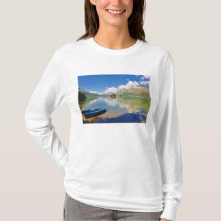 Lake Sils, in Graubünden, Swizerland T-Shirt
