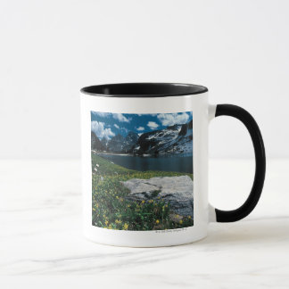 Lake Solitude , Grand Teton National Park , Mug
