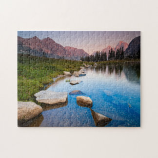 Lake Solitude Jigsaw Puzzle