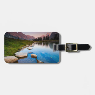 Lake Solitude Tags For Bags