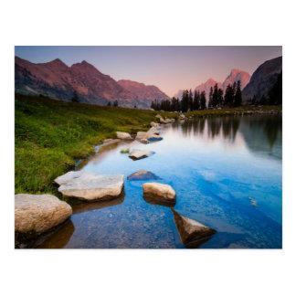 Lake Solitude Post Card