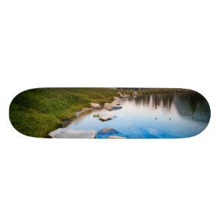 Lake Solitude Skateboard Deck