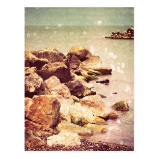 Lake Song Postcard