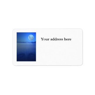 Lake Spirit address labels