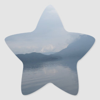 lake star sticker